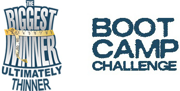 Biggest Winner Boot Camp Challenge Logos